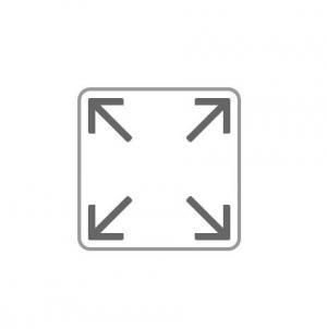 网页icon动态图标制作代码CSS3样式绘制SVG全屏缩放图标鼠标滑过特效代码