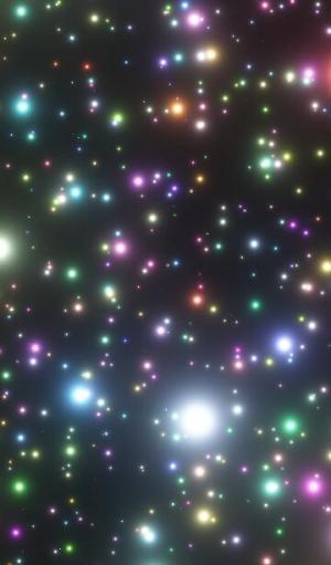 网站炫酷背景设计代码canvas与HTML5标签绘制绚丽多彩星空背景图像样式效果