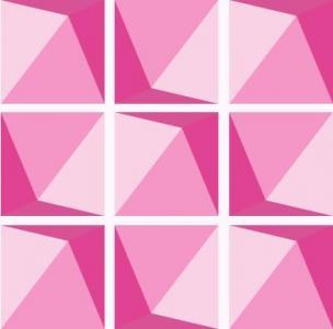 HTML网页背景设计代码CSS3与网页特效jQuery设计制作带菱形动画背景的九宫格