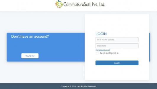 bootstrap网页前端开框架设计布局大气网站用户登录静态页面