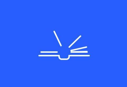 网页简笔画图标素材设计大全CSS3属性绘制简笔画书本翻页动画效果