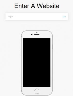 jQuery特效代码与CSS绘制iPhone手机模型UI样式效果网站素材设计大全