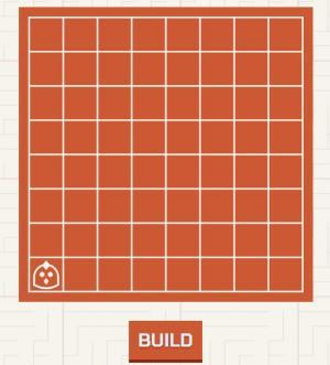 HTML标签和CSS3设计制作网格图像鼠标点击按钮图标移动动画效果