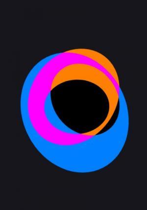 网站3D动画设计与制作纯CSS3绘制创意炫酷色彩图像3D旋转动画效果