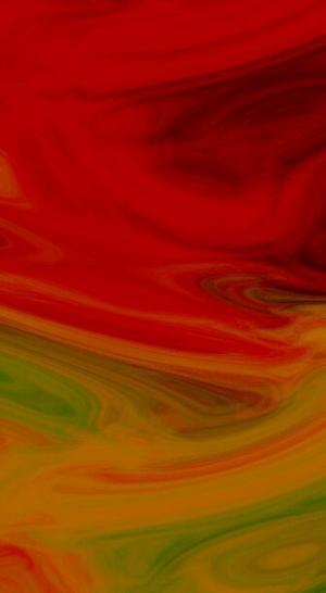 HTML5与canvas画布特效代码设计制作创意彩色背景流动动画效果