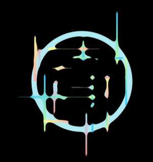 HTML动画属性和JavaScript绘制创意背景圆形图像融合动画效果网页图形动画设计与制作