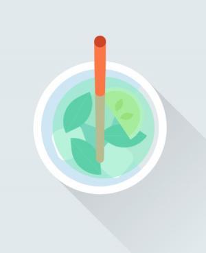 JS网页特效和CSS动画设计制作俯视3D水盆水晃动动画效果