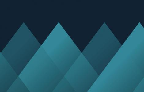 纯CSS3动画设计样式表绘制菱角背景虚幻滑动动画效果网站动态背景绘制代码