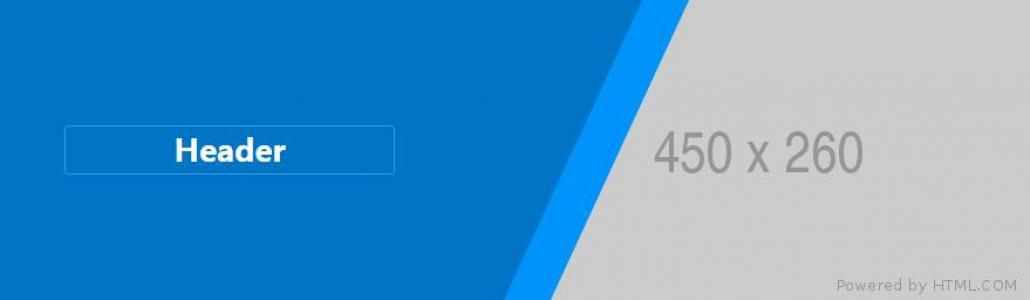 HTML网站排版布局网页静态页面头部样式设计与制作网站模板网页设计大全