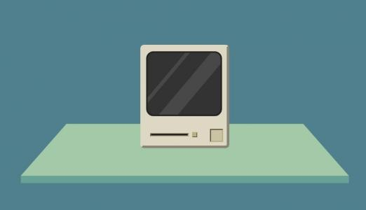 CSS动画设计代码和jQuery设计卡通台式机电脑图像样式效果HTML网站素材设计大全