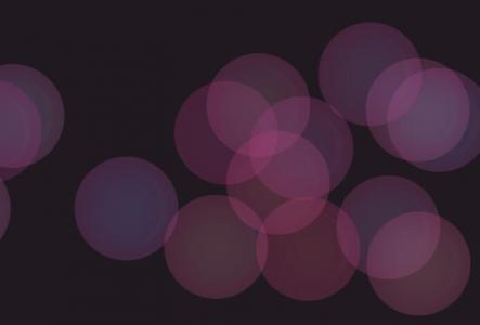 HTML网站动画背景特效代码纯CSS3和HTML标签绘制大气透明圆形背景图像动画效果