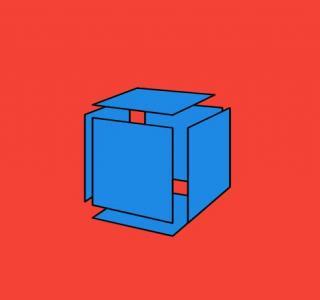 JavaScript特效设计网站代码和CSS3属性大全绘制3D立体正方体图像展开收缩动画效果