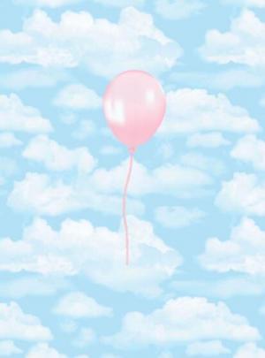 JavaScript特效网页代码和CSS制作蓝天中气球飞起场景动画效果JS网站鼠标移动特效代码