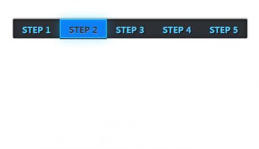 JS设计素材网站制作项目进度条鼠标点击进度条背景滑动切换特效代码