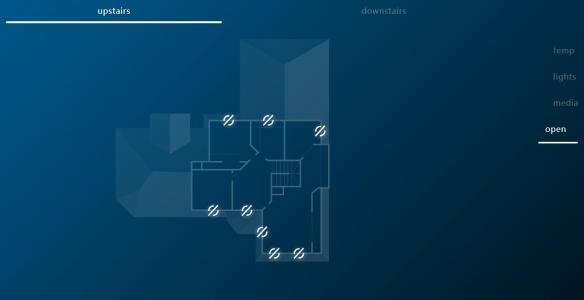 网站设计大全JavaScript特效代码和HTML布局制作创意室内效果鼠标点击菜单室内状态切换代码