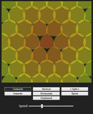 网页标签代码HTML5和canvas画布实现通过鼠标拖拽滑块按钮设置背景图案动画效果