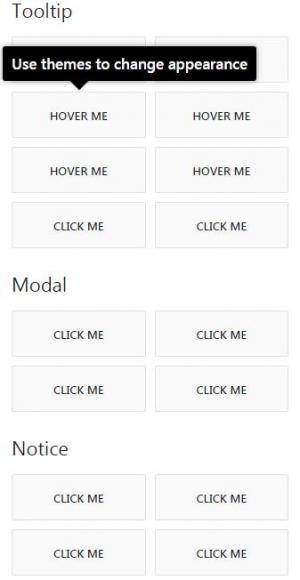 HTML素材网站提示代码jBox弹窗提示框插件免费下载