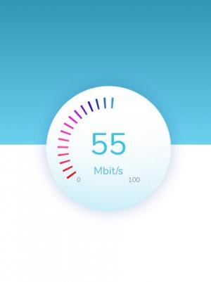 jQuery网站特效代码和HTML5绘制大气SVG流量测速仪动画特效