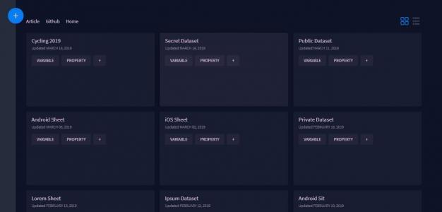 CSS3网页布局样式代码与jQuery特效设计大气列表布局切换特效代码