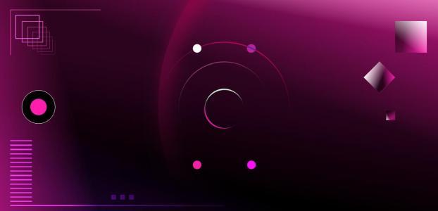 创意大气动画背景制作代码纯CSS3样式表绘制卡通行星旋转图像动画效果