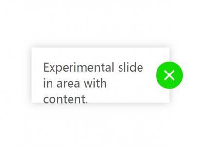 jQuery与HTML代码制作鼠标点击icon图标按钮弹出滑动展示代码