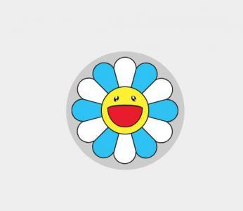 纯CSS3网站图像制作代码绘制卡通向日葵笑脸图像