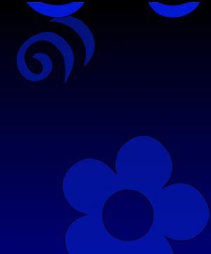 动画背景设计与制作纯CSS3特效代码绘制花儿纹理动态背景网页背景素材下载