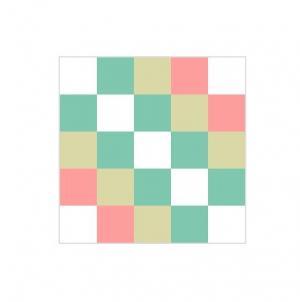 纯CSS3样式表大全设计制作色彩网格动态切换效果网页网格背景样式特效代码