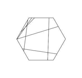 JS函数方法绘制简笔画几何图形鼠标点击图形状态动态切换效果