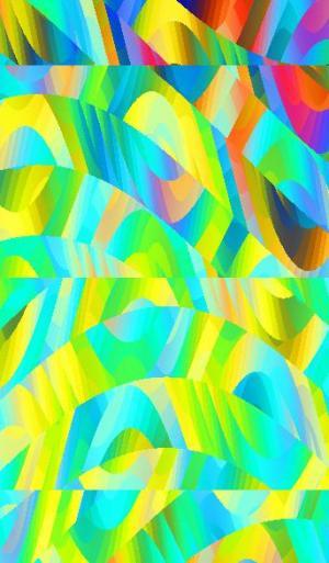 特效网页背景代码HTML5与canvas画布护照超级绚丽多彩纹理动态背景图案