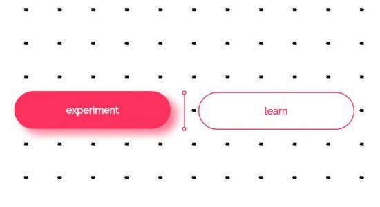 素材网站设计与制作纯CSS3选择器样式表代码绘制大气圆角网页按钮鼠标滑过特效代码