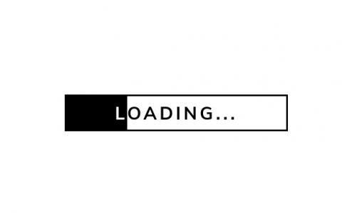 设计素材网站网页loading进度条加载动画效果JS网页素材网站进度条免费下载