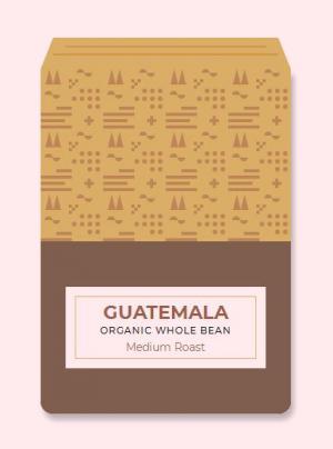 网页包装设计与制作纯CSS3代码设计咖啡包装袋图像效果