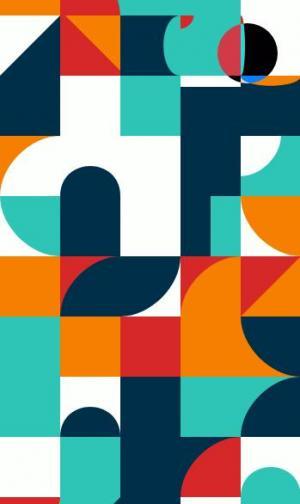 JavaScript网站鼠标移动特效代码设计创意几何图形背景图像随鼠标移动动画效果