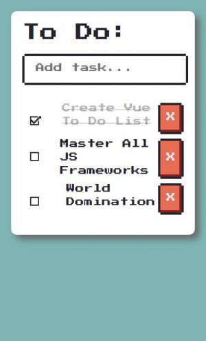 网页数据列表功能设计与制作vue.js开发语言实现可动态添加删除数据列表