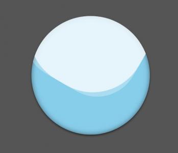 HTML网站素材大全纯CSS3网站特效设计制作带液体动画效果的圆形图像
