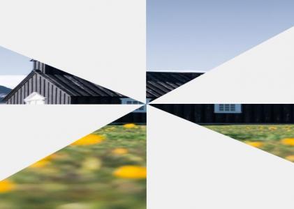网页图片特效设计网站代码JS绘制全屏背景图片扇形式动态切换效果
