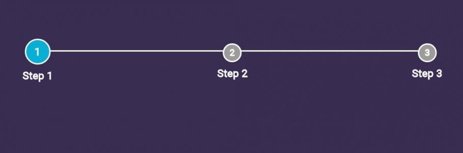 网页布局代码HTML与网站样式属性CSS设计制作流程步骤流程图进度条
