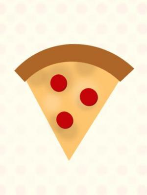 网站素材网页3D动画图像绘制代码CSS3设计制作披萨3D旋转展示效果