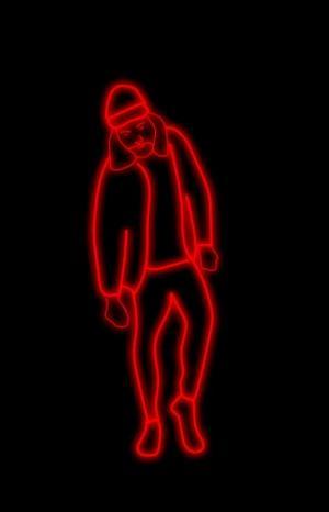 特效网页代码JavaScript设计制作简笔画人物跳街舞动画效果网页素材大全