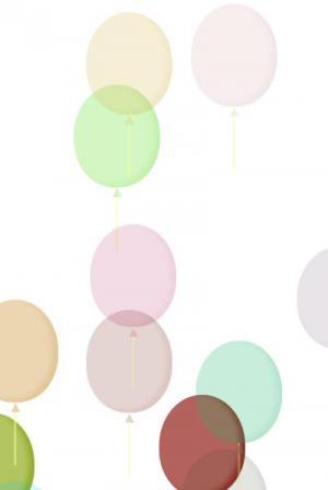 个人博客网站背景免费下载JS网页特效代码与CSS设计气球动画背景效果