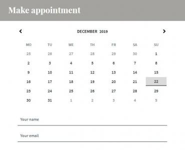 前端开关设计素材网页代码jQuery与HTML标签布局设计带日历form提交表单