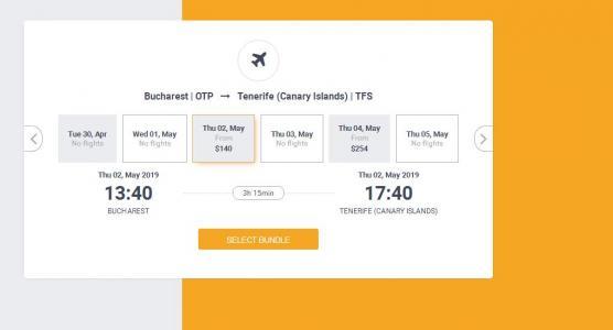 UI网站设计与制作大全HTML标签代码布局设计选择航班飞行卡片UI界面效果