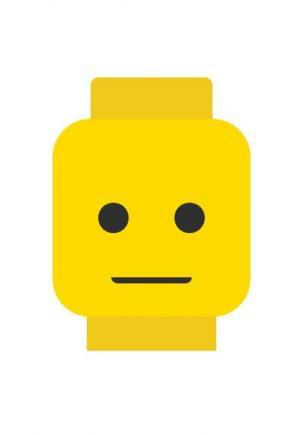 卡通图像UI设计与制作纯CSS选择器样式绘制微笑的乐高摇头玩具图像效果