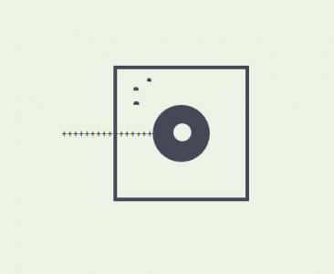 创意时钟UI动画设计代码JS与CSS制作简单圆形时钟图像效果