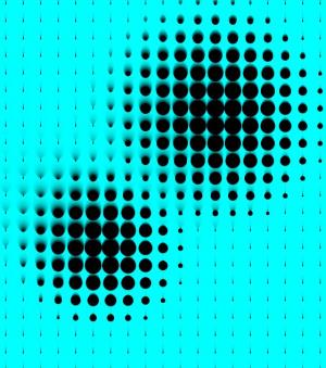 网页设计代码HTML5与canvas画布绘制动态粒子背景图像网站背景素材大全