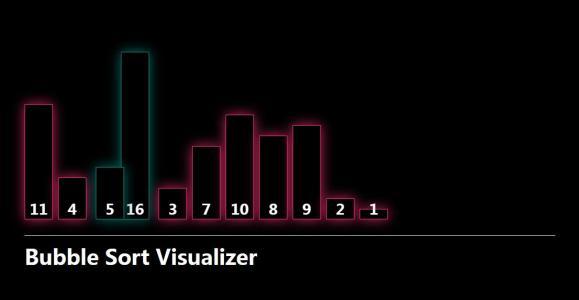 网站统计图表vue.js代码与CSS制作炫酷数字条形统计图动态排序效果