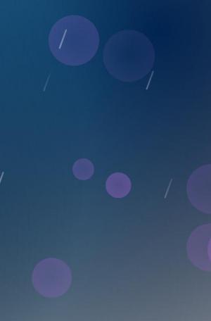 canvas画布网页特效代码与HTML标签绘制玄幻圆形气泡特效动画背景