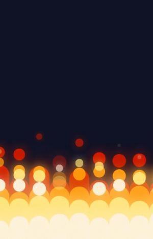 动画背景特效设计与下载基于jQuery代码设计的底部气泡上升动画特效