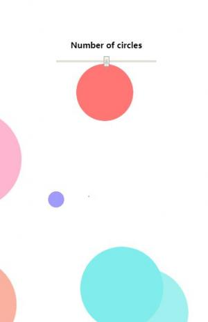 JS网页滑块代码和CSS3实现鼠标拖拽滑块圆点冒泡背景动画特效效果